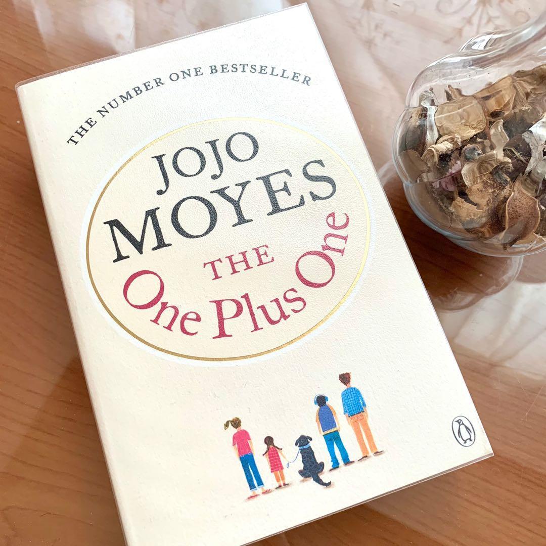 Jojo motes 全新 The One Plus One 原文書 英文小說人Me before You