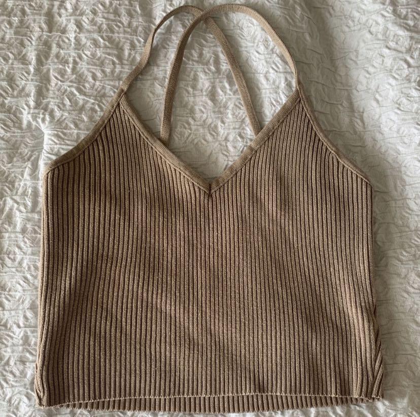 Knit Tank top (M)