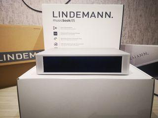 Lindemann Musicbook MB55 amplifier