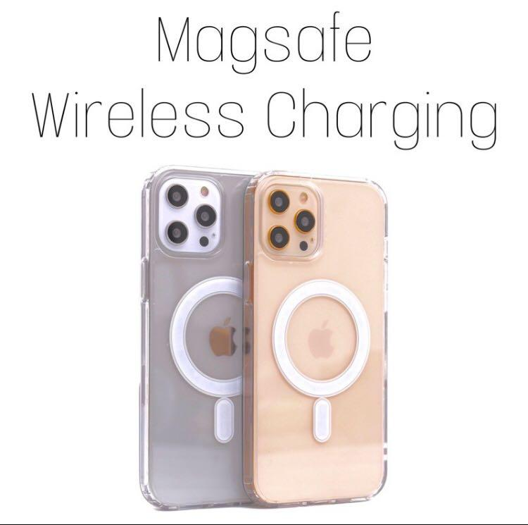 MAGSAFE CASE WIRELESS CHARGE IPHONE