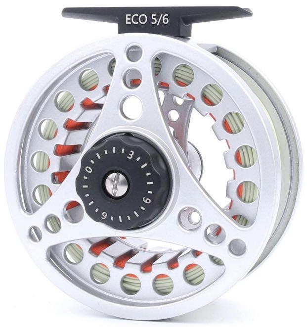 MAXCATCH ECO 5/6 Fly Fishing Reel