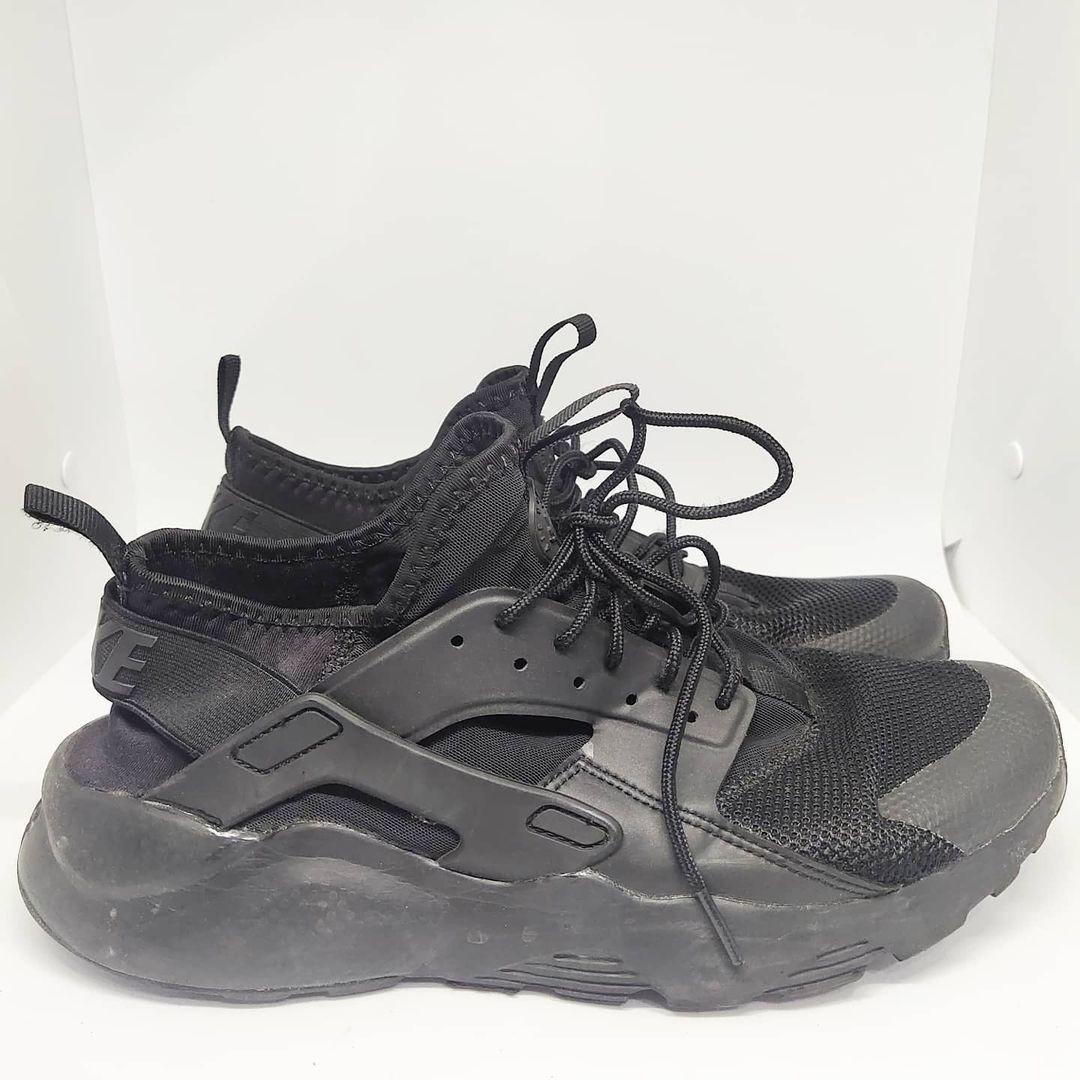 Nike air huarache run ultra black original second