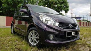 Perodua MYVI 1.3 PREMIUM X (A) service record