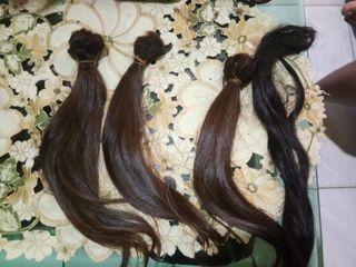 Preloved Hair extension human hair