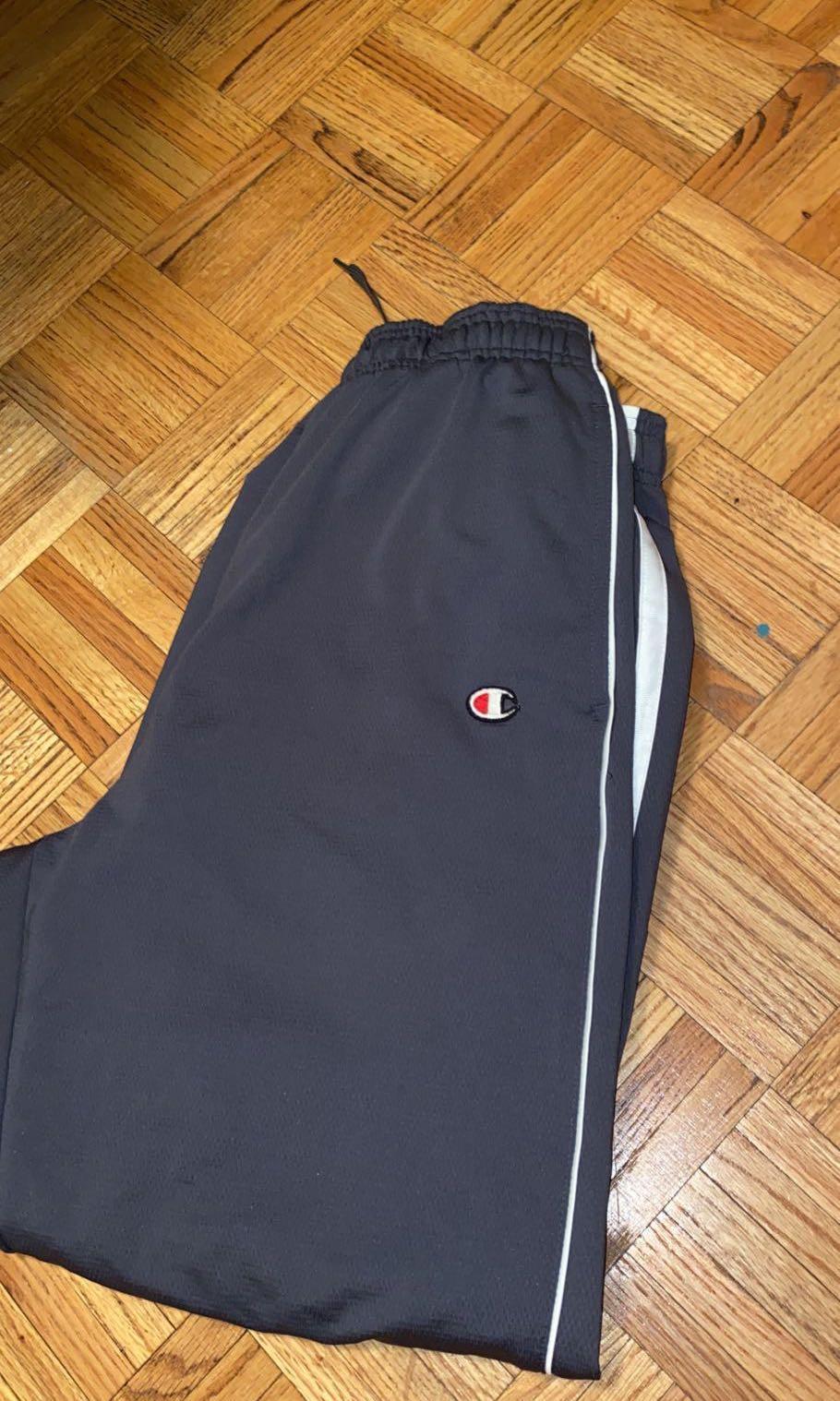 Rare Gray Champion Trackpants