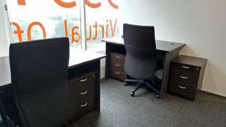 Spacy and Cozy Office Space for 1-5 Pax in Metropolitan Square