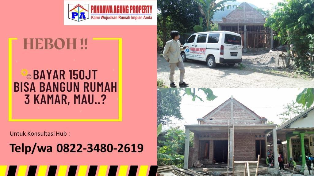 TERMURAH    0822-3480-2619   Biaya Kontraktor Renovasi di Blitar, PANDAWA AGUNG PROPERTY