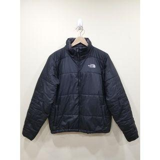 The North Face | Black Puffer Jacket | Small