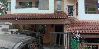Townhouse Tmn Amansiara Selayang - Fully Furnished
