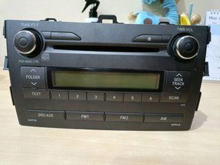 Toyota ALTIS ORIGINAL Radio