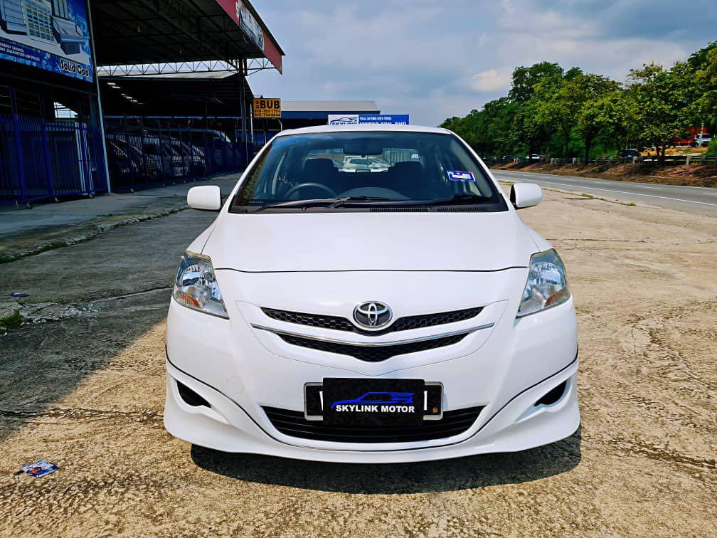 TOYOTA VIOS J SPEC 1.5MT 2008TH