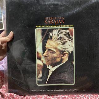Vinyl: Herbert Von Karajan