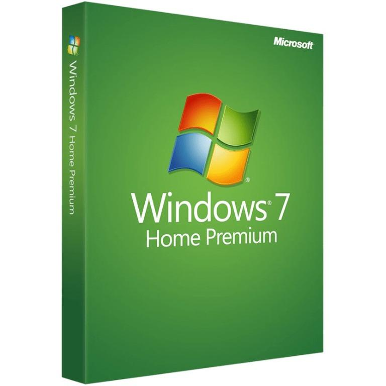 Windows 7 Home Premium MS Products CD Key