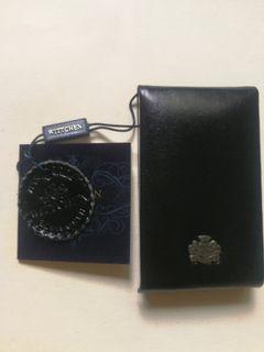 Wittchen Leather  Credit Card Holder Wallet