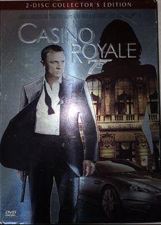 007首部曲:皇家夜總會DVD 電影光碟