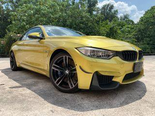 2016 BMW M4 3.0 CARBON PACKAGE