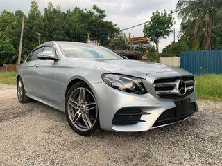 2017 Mercedes-Benz E250 E - CLASS 2.0 AMG
