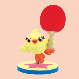 玩具總動員4 鴨霸 運動會 皮克斯 桌球 扭蛋 轉蛋 盲盒 三眼怪