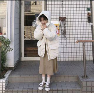 熊寶寶保暖外套
