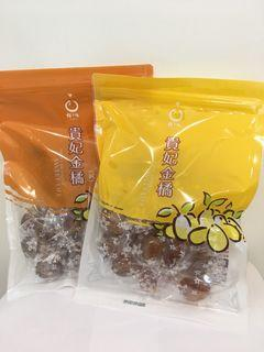 宜蘭名產 橘之鄉 貴妃金橘 (鹹/甜) 300克