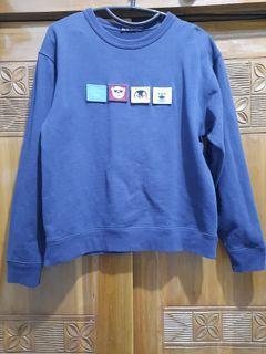 #THR2021 Animal Patch Sweatshirt dari Acne Studios