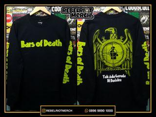 Bars of Death - Garuda not Homicide