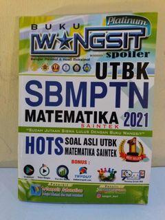 Buku Wangsit SBMPTN MATEMATIKA 2021