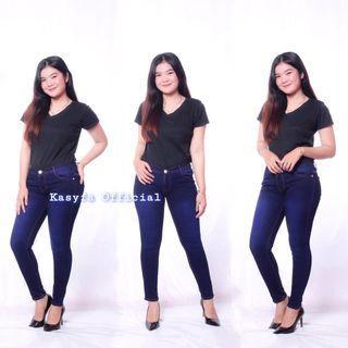 Celana jeans pensil skinny jeans wanita