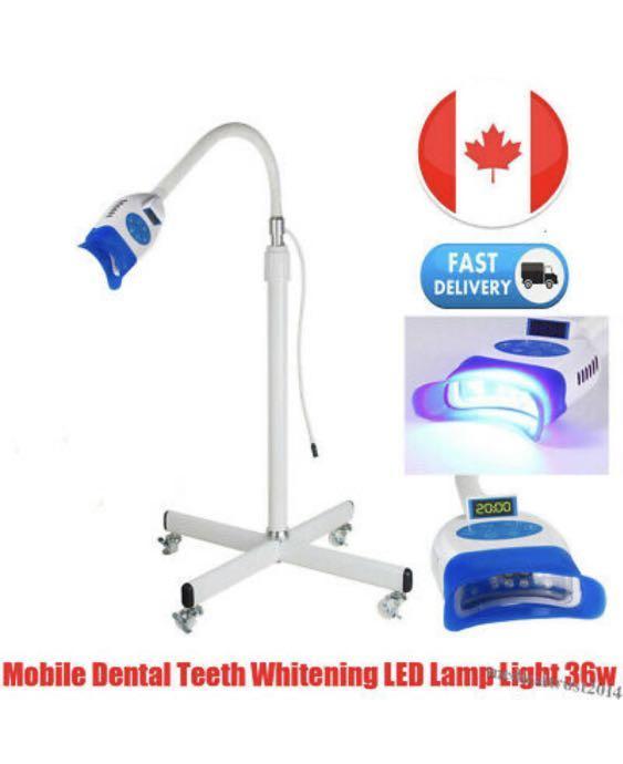 Dental Mobile Teeth Whitening LED LAMP LIGHT