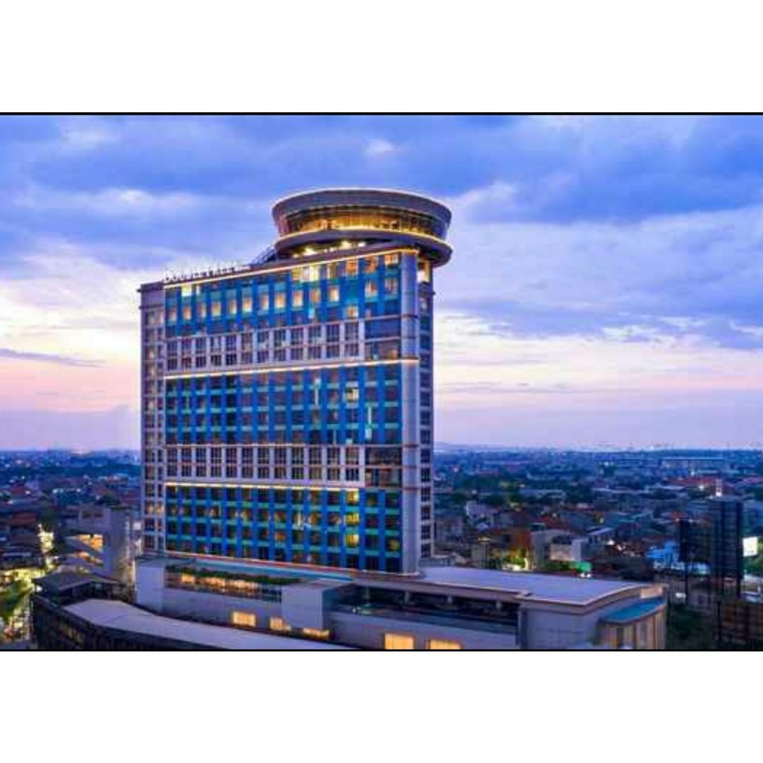 EVoucher Hotel Double Tree by Hilton Surabaya 13 Mei 2021