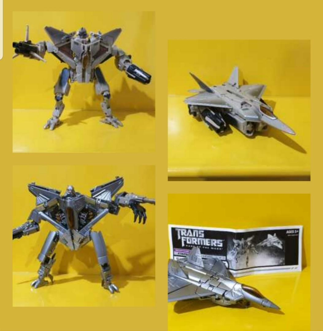 Hasbro Transformers Movie Starscream Set