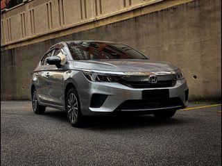 Honda city 2021 for rent