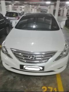 Hyundai Sonata 2.4(Reg2010) Nego