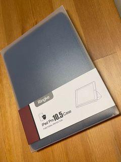 (lanawang保留)iPad Pro 10.5 保護殼 帶筆槽 深藍色