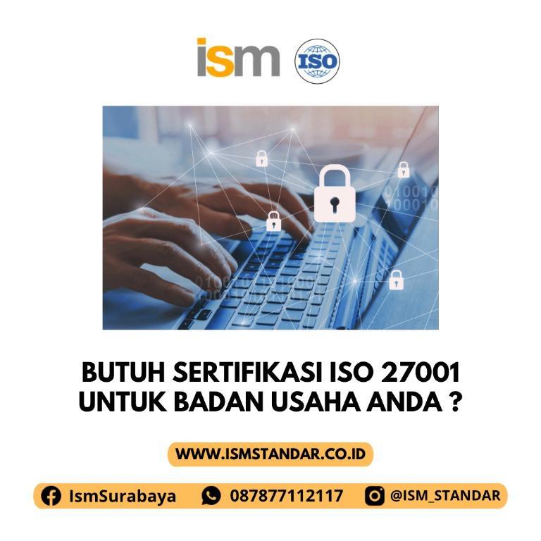 ISO 27001 JAKARTA