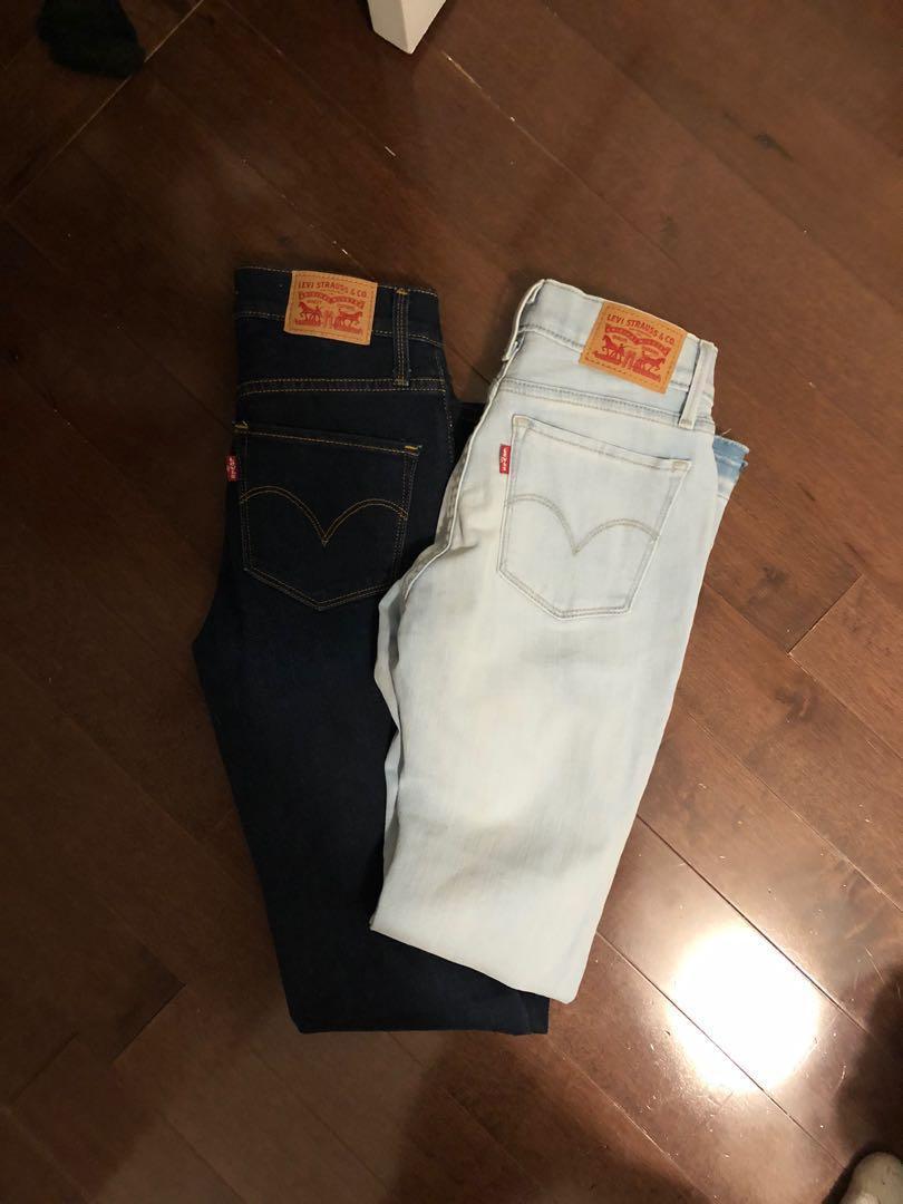levi's jeans bundle