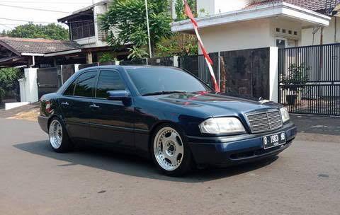 Mercy / Mercedes Benz C200 tahun 1997