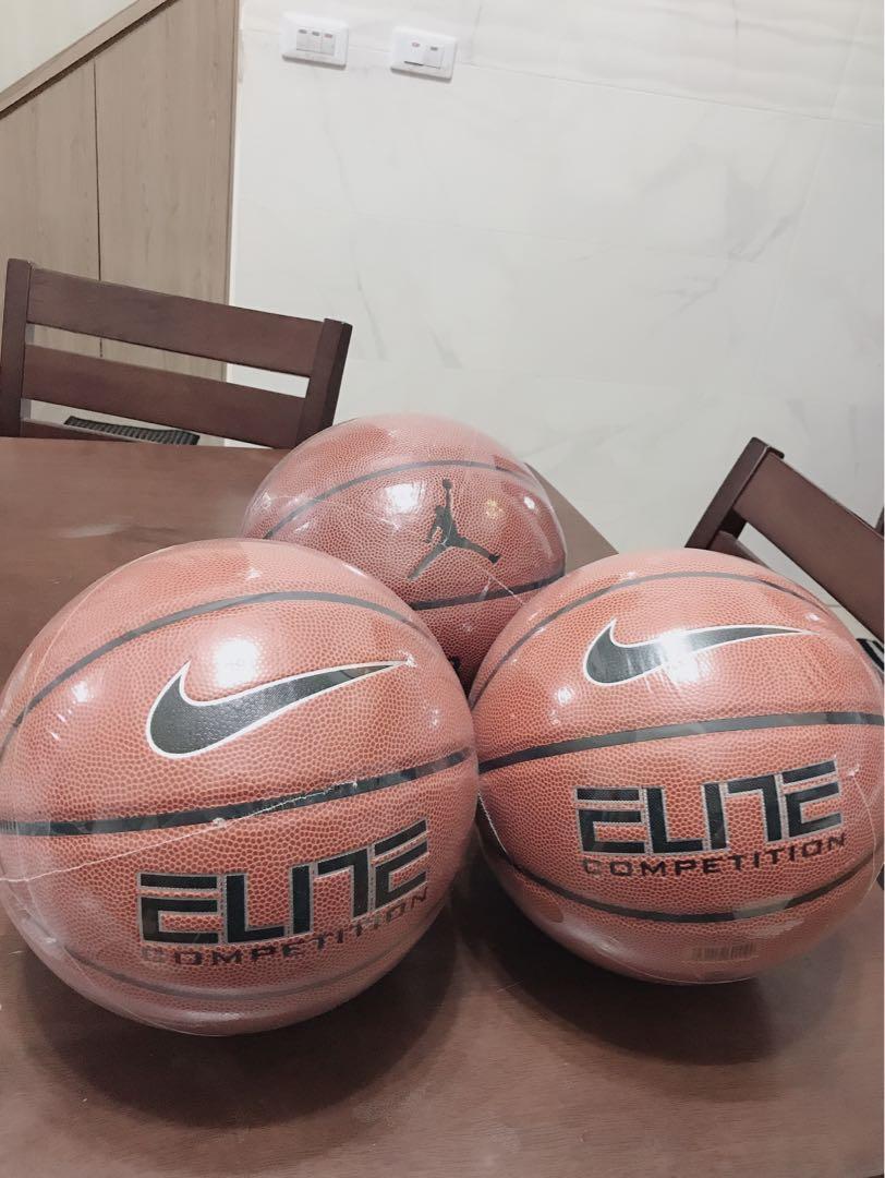 Nike or AJ ball (each one)