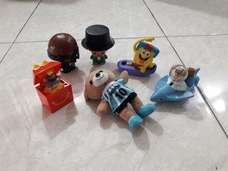[read description] Assorted Toys // Collectibles