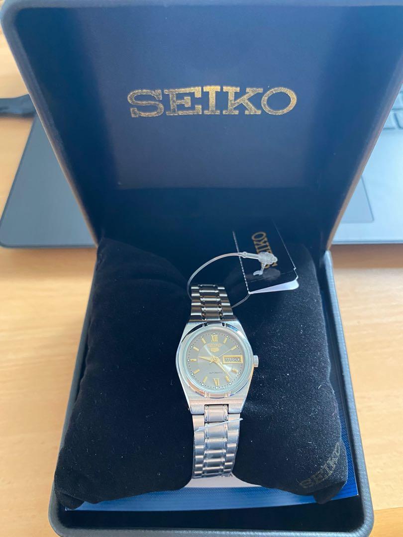 SEIKO women's watch automatic
