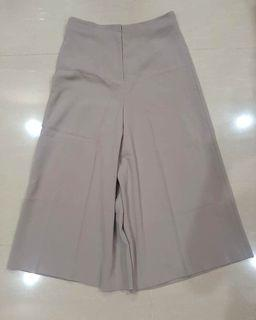 The Executive Skirt Culotte