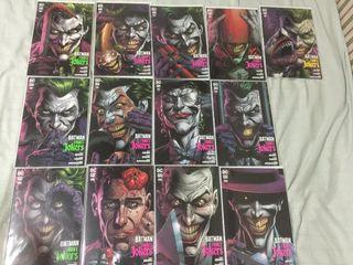 Three Jokers set