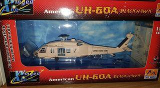 UH-60A Sikorsky Blackhawk 1/72 (aka Sandhawk)