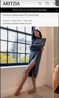 Wilfred Cyprus Dress