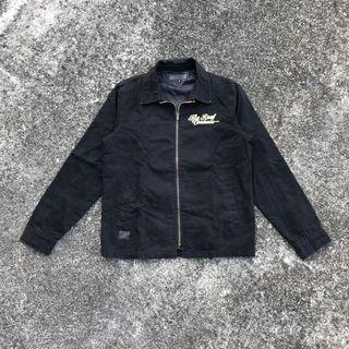 Work Jacket Real Contents Embroidery