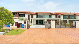 [WTS] 2 Storey Superlinked House Temasya Sinar Glenmarie