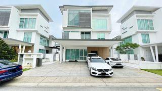 [WTS] 3 Storey Bungalow House Jacaranda Cyberjaya