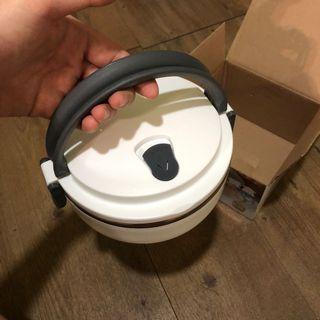 不銹鋼手提隔熱餐盒0.7L