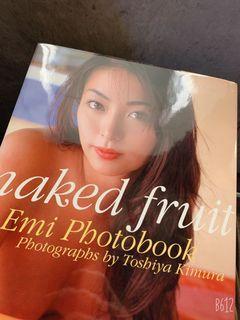 絵美寫真集 naked fruit ~2002