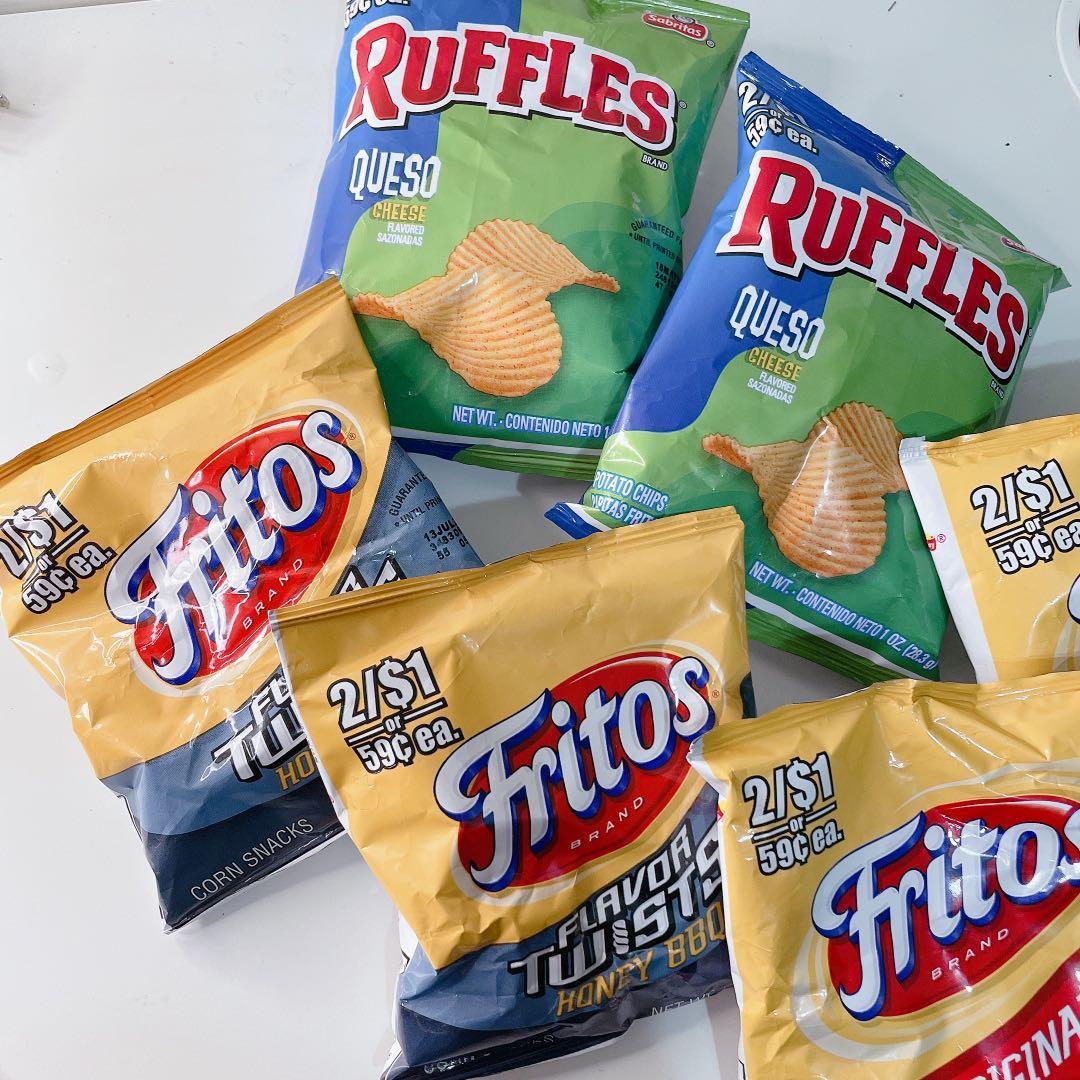美國代購  小包鹹餅乾 (選任2包$60)